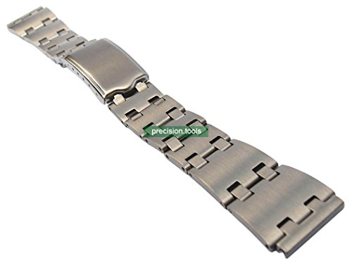 19mm Stainless Steel Replacement UFO Bracelet For 6138 6106 6119 4006 Sport 5 (Replacement Ufo)