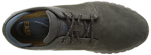Caterpillar Science, Men's Oxfords Grey (Mens Dark Cloud)