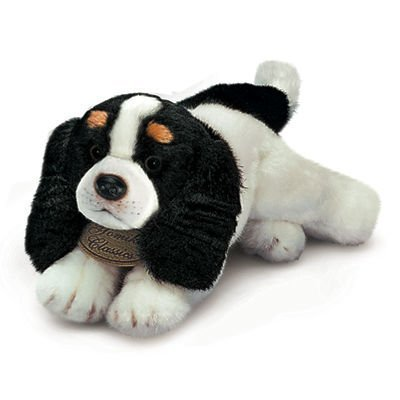 Russ Berrie Yomiko 17 Plush KING CHARLES SPANIEL Dog by Russ