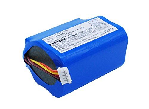 CameronSino Replacement Battery for GRACE MONDO GDI-IRC6000/GDI-IRC6000R/GDI-IRC6000W Control Backup Battery 5200mAh /38.48Wh / 7.4V,Blue
