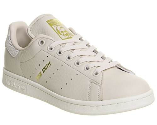 adidas Women's Stan Smith W Fitness Shoes Beige (Flax / Flax / Casbla) du8Io