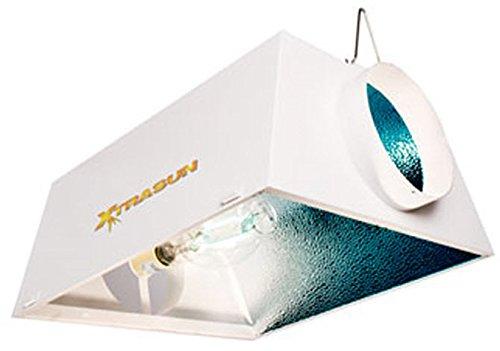 Hydrofarm XT8AC Xtrasun Luftgekühlter Reflektor, 20 cm