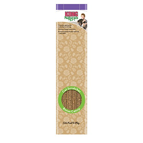 Kong Cat Scratcher - KONG Naturals Single Scratcher Cat Toy
