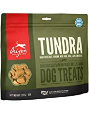 ORIJEN High-Protein, Grain-Free, Premium Quality Meat, Freeze-Dried Dog Treats