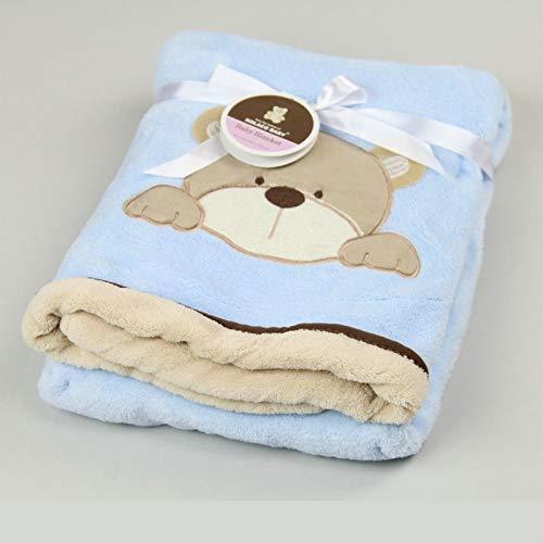RubyShopUU Winter Baby Swaddle Wrap Soft Envelope for Newborn Baby Blanket Swaddle Owl Sleeping Bag Infant Bedding Animal ()