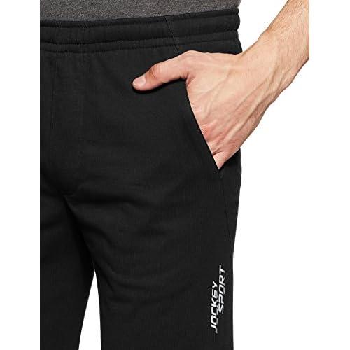 41JfwSKvdZL. SS500  - Jockey Men's Cotton Track Pants