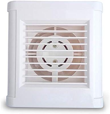 Ventilación Extractor Ventiladores de escape del hogar Ventilador ...