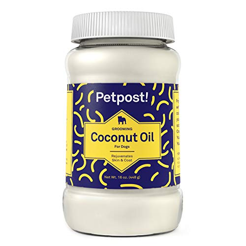 Petpost Coconut Oil Hot