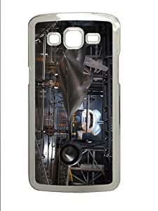 cassette cases Lockheed SR A Hangar PC Transparent case/cover for Samsung Galaxy Grand 2/7106