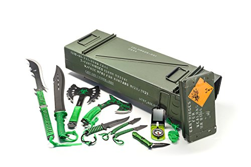 Acme Crate Zombie Warrior Kit by Acme Crate