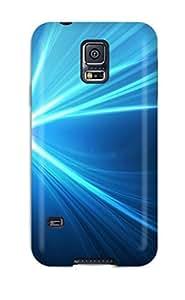 Premium Durable Blue Light Fashion Tpu Galaxy S5 Protective Case Cover by icecream design