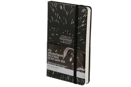 Moleskine Star Wars Limited Edition Notebook, Pocket, Ruled, Black, Hard Cover (3.5 x 5.5)