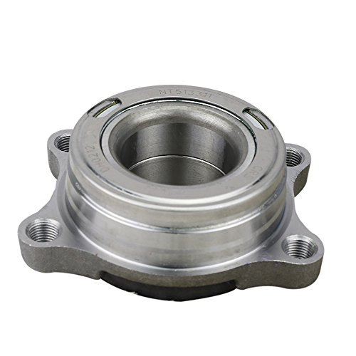 2006 Infiniti G35 Awd (CRS NT513311 New Wheel Bearing Hub Assembly, Front Driver (Left)/ Passenger (Right) Side, for 2004-2006 INFINITY G35, AWD)