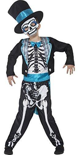 Fancy Me Niños DÍA DE LOS Muertos Novio Esqueleto Mexicano ...