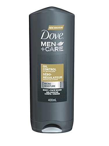 Dove Men+Care Oil Control Body and Face Wash 400 ML
