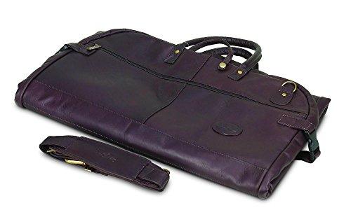 ClaireChase Tri-fold Garment Sleeve (Lightweight Tri Fold Garment Bag)