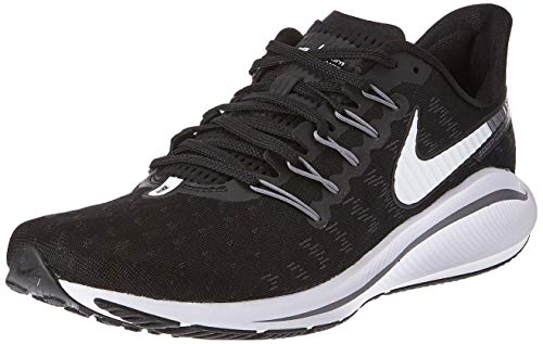 Nike Air Zoom Vomero 14 Mens Running Shoes Black/White/Thunder Grey 10 M US