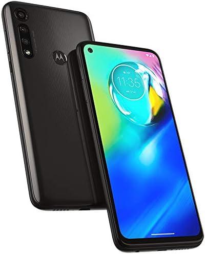 Moto G Power (2020) - Unlocked Smartphone - 64GB - Smoke Black - Verizon, AT&T, T-Mobile, Sprint, Boost, Cricket, Metro (Renewed)