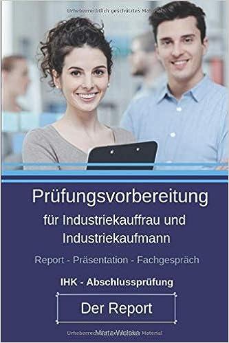 Merkblatt Zum Aufbau Und Inhalt Des Reports Abschlussprufung