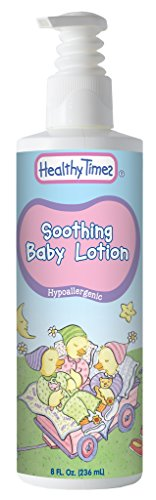 Healthy Times Soothing Baby Lotion, 8 Ounce