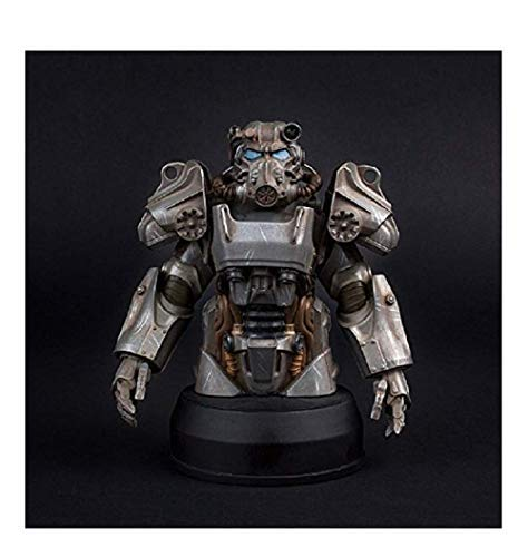 T-60 Fallout Power Armor Bust -