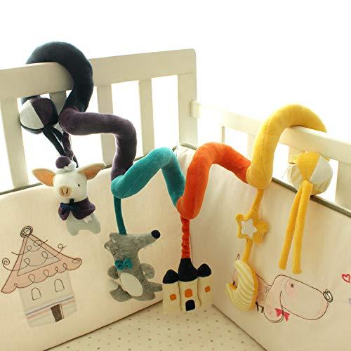 SHILOH Crib Sprial Rail Toy (Fairy Tale)