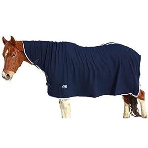 Derby Originals Horse Fleece Cooler with Neck Cover