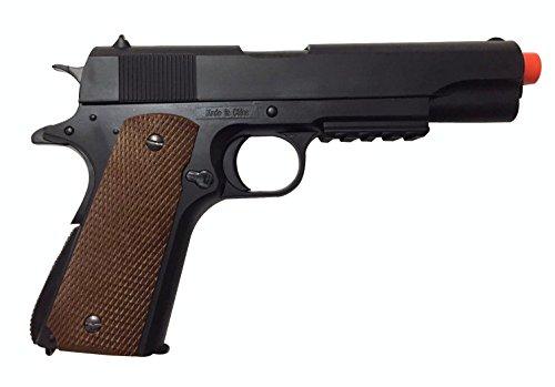 HFC HG121 1911 Airsoft Gun Gas Powered Pistol ()