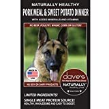 Dave'S Pet Food Naturally Healthy Pork Meal & Sweet Potato Dinner Dry Food For Adult Dogs, 18 Lb