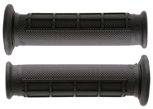 - Renthal G113 Black Diamond/Waffle Firm Compound ATV Grip