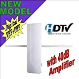 EagleStar Pro 53-6165VA Digital Indoor Outdoor HDTV Antenna with Built-in Amplifier (EI)