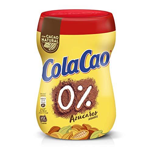 ColaCao 0% Azúcares añadidos