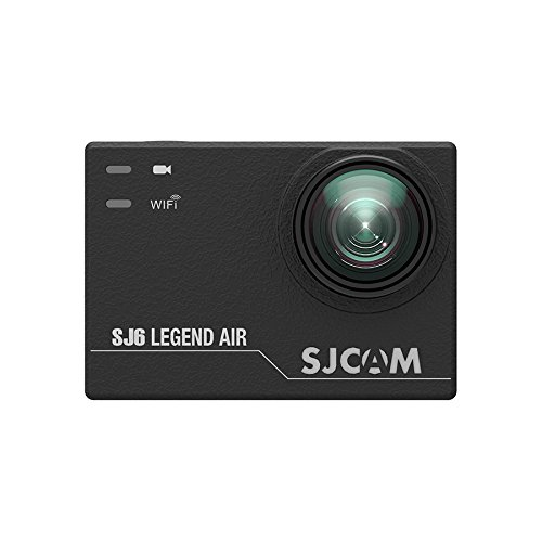 SJCAM SJ6 AIR Sports Action Helmet Camera 1080P 24FPS Sports DV Camera Waterproof Action Camera, Black Action Cameras SJCAM