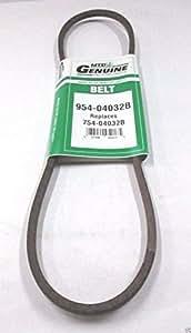 MTD 954-04032B Belt-V 3L X