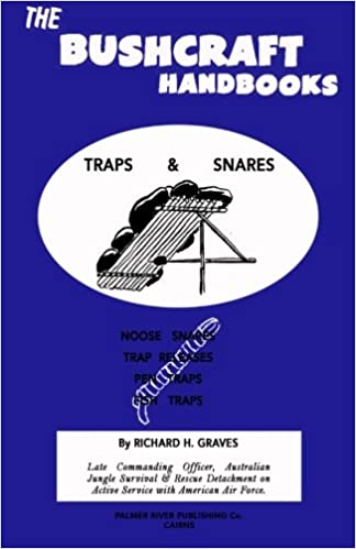 SURVIVAL SNARES /& DEADFALLS BOOK BUG OUT BAG SMALL GAME SNARES SURVIVAL SNARES
