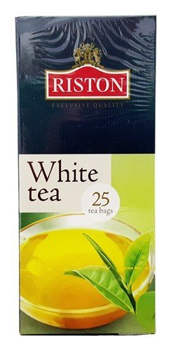 Riston White Tea, 25 Tea Bags