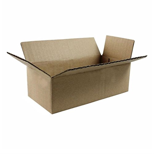 200 6x3x2 Cardboard Packing Mailing Moving Shipping Boxes Corrugated Box Cartons from Unknown