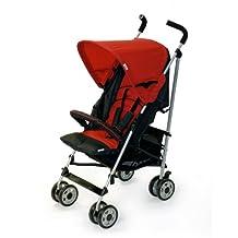 Hauck Turbo Deluxe Stroller, Red
