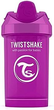 Twistshake Crawler Cup Pink 300ml 8 Plus Months