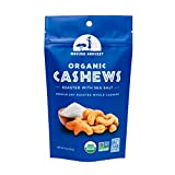 Cheap Mavuno Harvest Organic Direct Trade Premium Whole Cashews, Dry Roasted with Sea Salt, 4 Oz, 6 Count