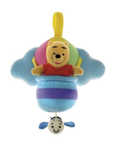 Winnie the pooh Musical ideal para cuna o cochecito: Amazon.es: Juguetes y juegos