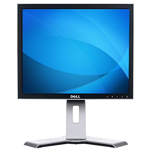 Dell 1908FP UltraSharp Black 19-inch Flat Panel Monitor 1280X1024 with Height Adjustable Stand (Dell Dvrs)