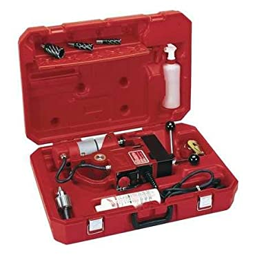 Milwaukee 4274-21 1-5/8 Inch Magnetic Drill Kit
