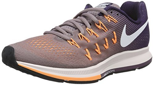 6e963bdf2dc80 Galleon - Nike Air Zoom Pegasus 33 Purple Smoke Purple Dynasty Peach Cream  White Women s Running Shoes
