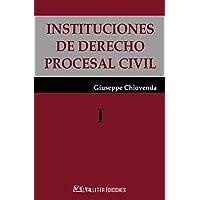 Instituciones de Derecho Procesal Civil - 3 Tomos
