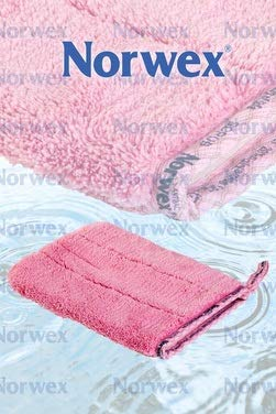 Norwex Bathroom Scrub Mitt (Pink) by Norwex N (Image #2)