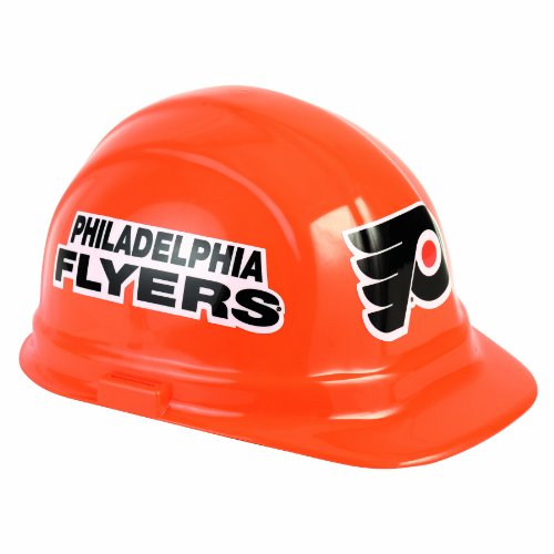NHL Philadelphia Flyers Hard Hat, One Size Christmas Displays In Philadelphia