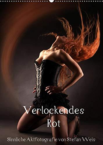 Verlockendes Rot (Tischkalender 2019 DIN A5 hoch): Rothaarige Frauen mit lockigem Haar in reizenden Bildern (Monatskalender, 14 Seiten ) (CALVENDO Menschen) Stefan Weis 3670216553 Dessous Erotik