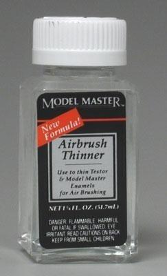 1789X Airbrush Thinner 1-3/4 - Airbrush Enamel Thinner