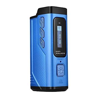 HIFI WALKER X7 Sport Waterproof Outdoor High Resolution Digital Audio Player DAP (Sky Blue) from HIFI WALKER